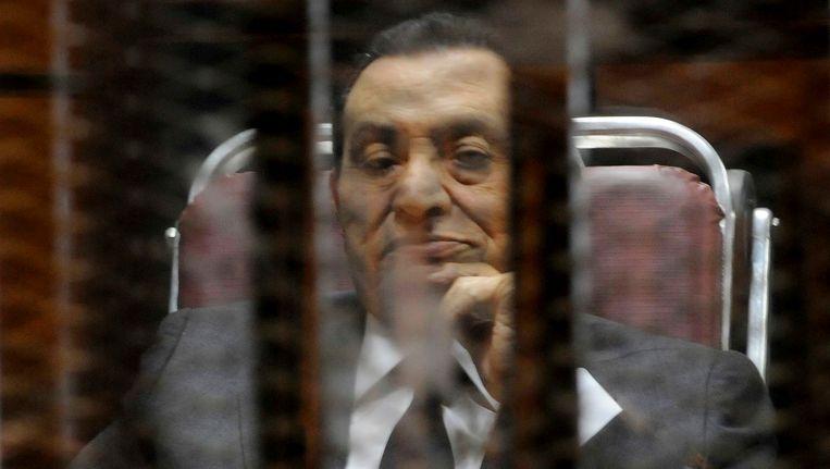 Hosni Mubarak Beeld reuters