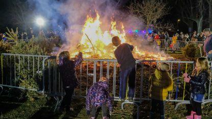 """""""Help, de Colruyt staat in lichterlaaie"""": buurtbewoner verwart kerstboomverbranding met brand in warenhuis en belt brandweer"""
