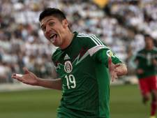 Le Mexique, comme prévu