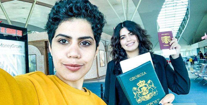 Maha & Wafa al-Subaie
