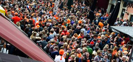 Pas eind april, maar Korte Heuvel schrapt groot feest op Koningsdag- en nacht alvast