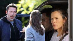 Ruzie verstoort kerstsfeer: ooggetuigen zien Ben Affleck en Jennifer Garner elkaar in de haren vliegen