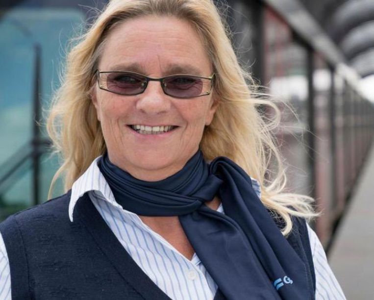 Astrid van Eijgen, bestuurder van het eerste uur. Beeld Elmer van der Marel