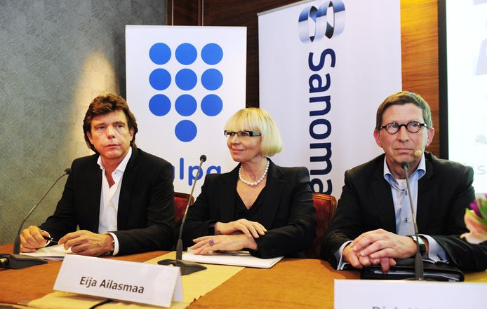 John de Mol kocht in 2011 samen met Sanoma de aandelen van SBS.