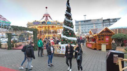 Winterland krijgt bezoek van... Sinterklaas