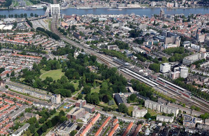 Wie in november met de trein wil reizen, moet de reisplanner raadplegen.