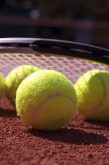 Zeeuwse tennistoppers blijven bovenin meedraaien