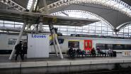 Treinbestuurder neergeslagen door agressieve reiziger in station Leuven