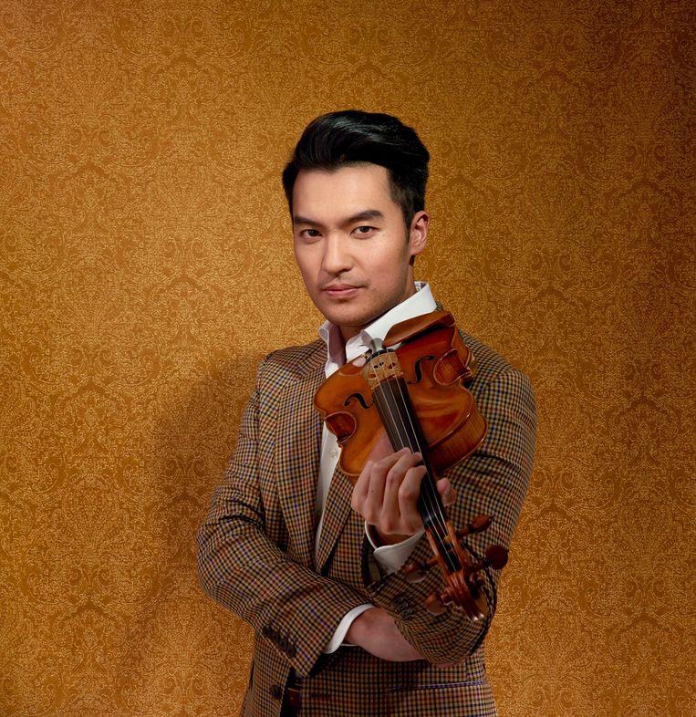 Ray Chen Beeld Ray Chen
