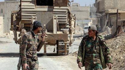 Syrisch leger rukt op in Oost-Ghouta