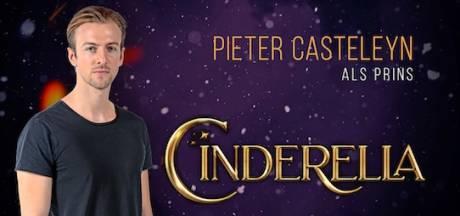 Pieter Casteleyn vergroot de Gentse inbreng in 'Cinderella'