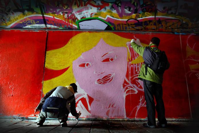 Jongeren worden in het project gestimuleerd om activiteiten te verzinnen, zoals een workshop graffiti. Dat kan tot mooie resultaten leiden, zoals eerder te zien was in de Irenetunnel.