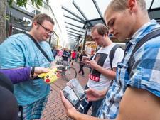 Pokémonjagers maken Stadshart 'onveilig'