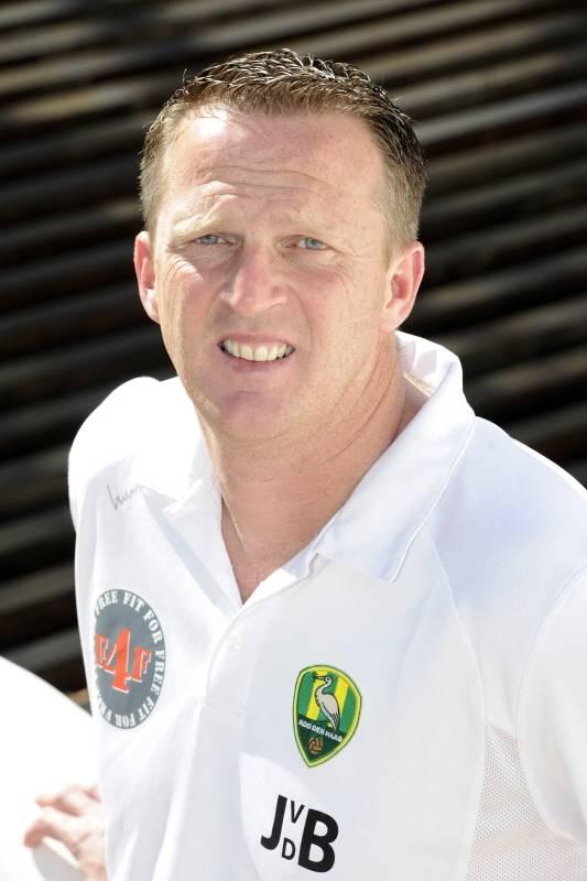John van den Brom: Trainer van het Jaar. FOTO PRO SHOTS