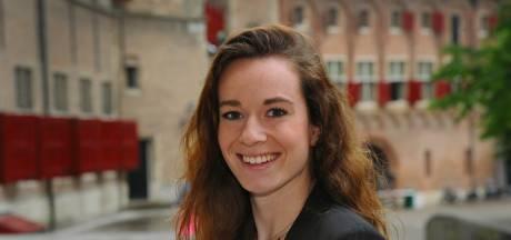 Esmee Sijnesael keerde na haar studie in Breda terug naar Zeeland: 'Het kan soms raar gaan'
