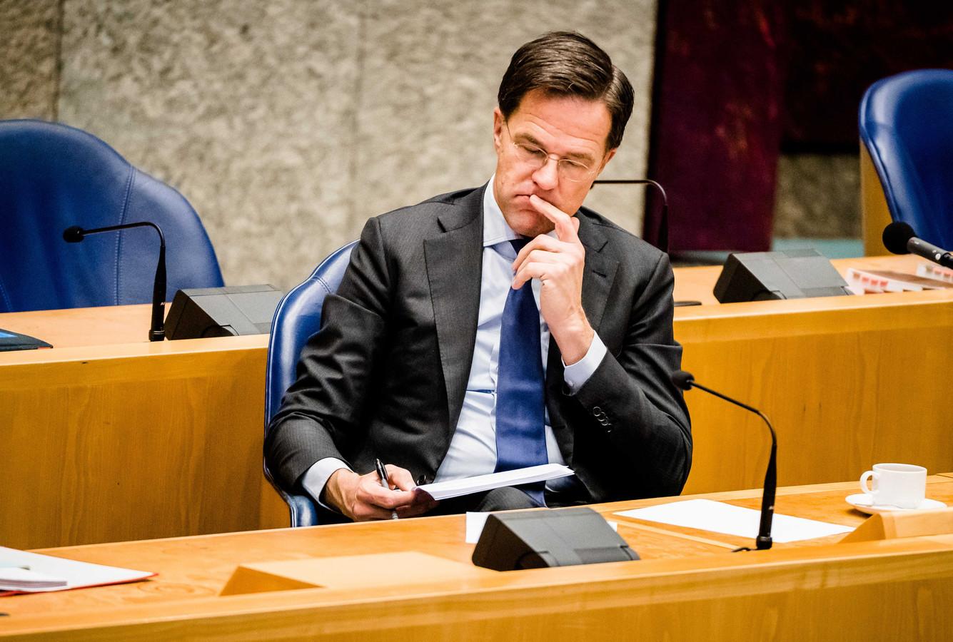 Premier Mark Rutte zei vorige week woensdag in het Tweede Kamerdebat over de ontwikkelingen rondom het coronavirus nog dat hij hoopte een dag later met de premiers van Italië en Spanje te kunnen spreken.