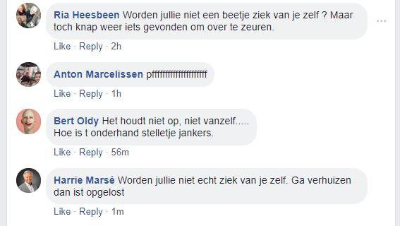 Reacties op ingezonden brief van Han Koopmans, Jan van Doorn en Ivo Maas.
