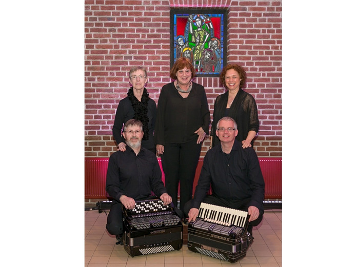 Accordeon ensemble Arte.