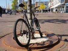 Fiets weg bij station Hengelo? Dan staat-ie waarschijnlijk in de fietsenflat