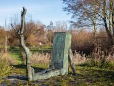 BuitenBeelden: 'Denkbeeld' van een vrouw en een huis ineen in Nuenen