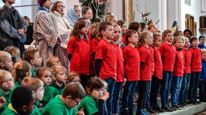Leerlingen zorgen voor Kerstklanken
