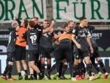 Werder Bremen blijft in de Bundesliga
