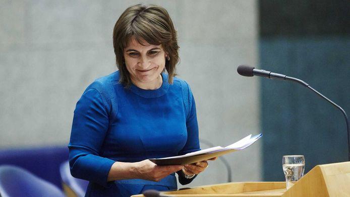 Minister Lilianne Ploumen (Buitenlandse Handel en Ontwikkelingssamenwerking).