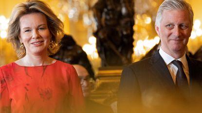 Jarige koningin Mathilde bedankt iedereen voor felicitaties