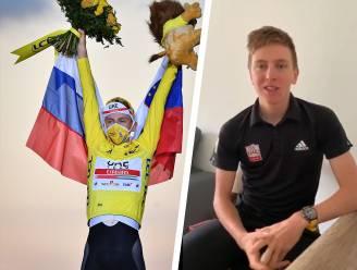 """Tourwinnaar Tadej Pogacar over parcours van Ronde van Frankrijk 2021: """"Ik had liever meer aankomsten bergop gezien"""""""