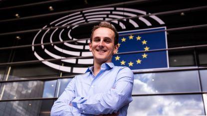 Kortrijkzaan vertegenwoordigt twee jaar lang 150 miljoen jongeren in Europa