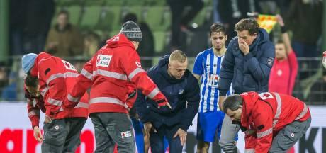 Het chagrijn bij FC Eindhoven is weer helemaal terug