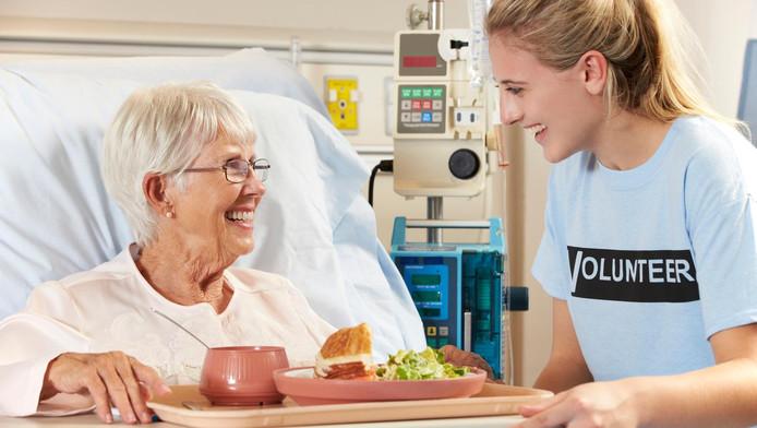 Buddy's zijn er om patiënten bij te staan in de emotionele achtbaan die ze ondergaan gedurende hun ziekteproces.