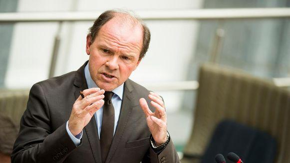 Minister van Economie Philippe Muyters.