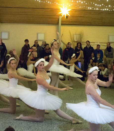 Doorwerth 'kerstkuiert' met glühwein, rap en ballet