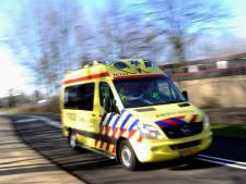 Drie auto's betrokken bij ongeluk op N99