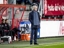 Verbeek moet even slikken na nederlaag tegen Heerenveen