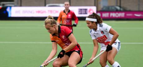 Oranje-Rood klopt landskampioen Amsterdam