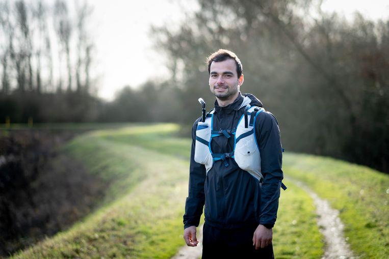 """Thomas Van Woensel: """"Een plaats in de top 100 is de ambitie."""""""
