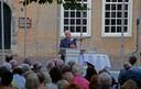 Vorig jaar was schrijver Jan Terlouw te gast.