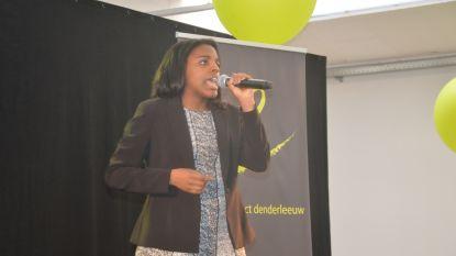 Mentissa neemt deel aan 'The Voice of Holland'