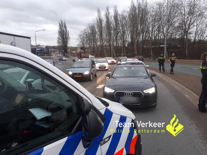 Ook in Dordrecht zijn overlastgevende bruidsgasten aangepakt door de politie. Foto uit het archief ter illustratie.