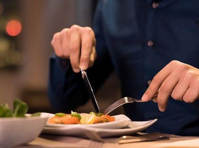 Uit eten, foto ter illustratie.