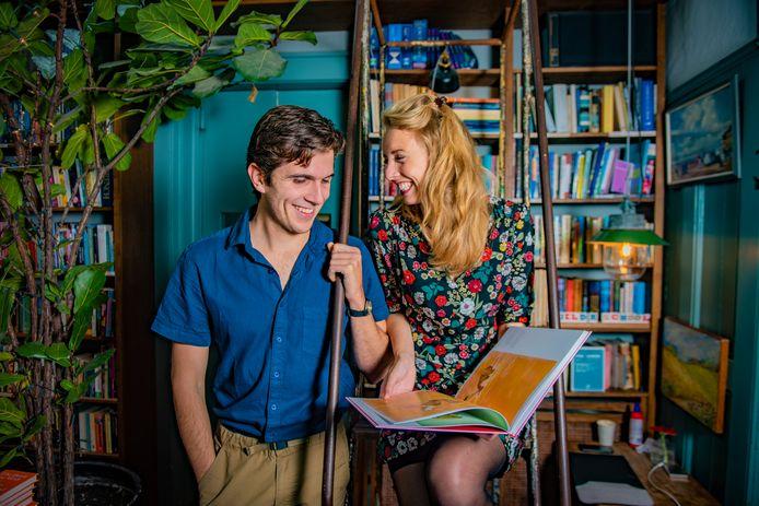 Tess van der Zwet en haar vriend Kieran rubriek Mijn allessie