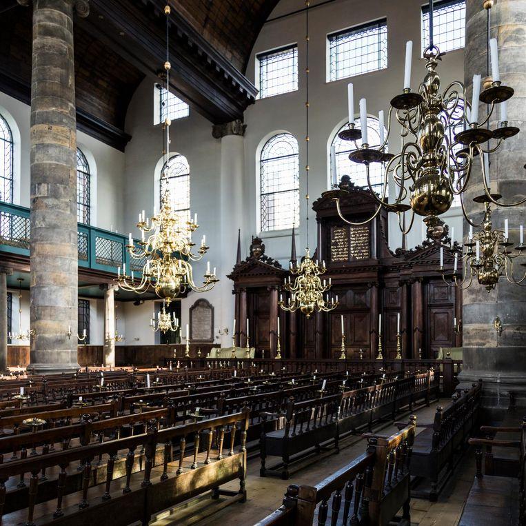 De Portugese Synagoge Beeld Tammy van Nerum