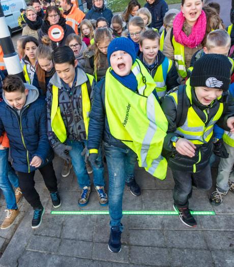 Wereldberoemde lichtlijnen in Bodegraven nog altijd uitgeschakeld