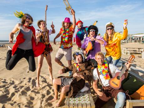 Surfband: Hoe dichter bij Scheveningen hoe beter