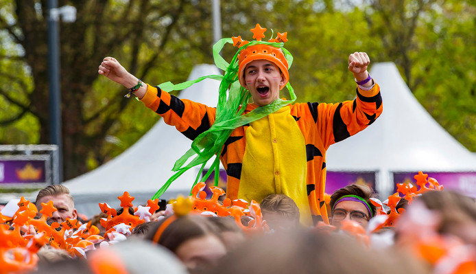 De line-up voor 538Koningsdag in Breda is compleet.