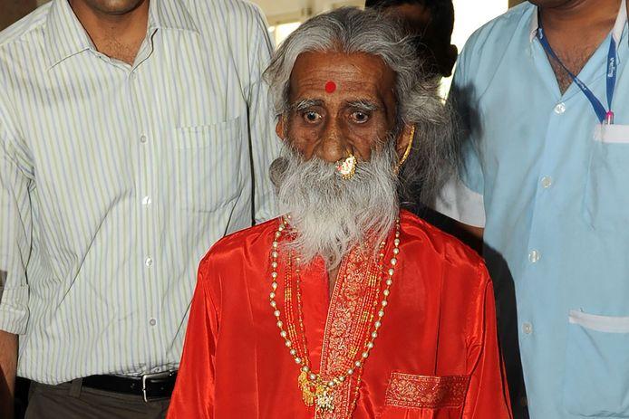 Prahlad Jani en mai 2010.