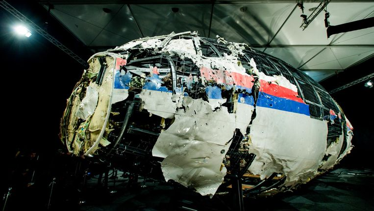Alle 298 inzittenden kwamen om het leven, onder wie bijna tweehonderd Nederlanders. Beeld anp
