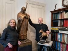Poolse paus mét bloeddruppel terug in Sint-Jan in Den Bosch